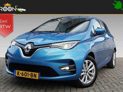 tweedehands Renault Zoe R110 ZE50 Batterijkoop Life Carshare excl. BTW! €