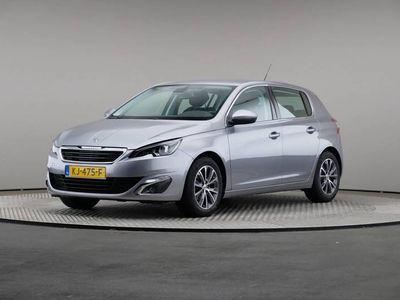 tweedehands Peugeot 308 1.2 Puretech Allure, LED, Navigatie