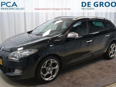 tweedehands Renault Mégane GT Estate 2.0TCe 180pk Navigatie/Trekhaak/Half led