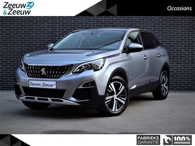 tweedehands Peugeot 3008 1.2 PureTech Blue Lease Premium Virtual cockpit