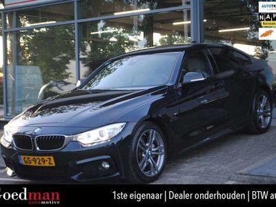 tweedehands BMW 435 Gran Coupé 435i High Executive NL-AUTO 1E EIG. DEA