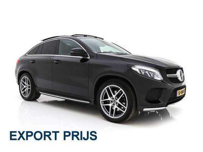 tweedehands Mercedes GLE350 Coupé d 4MATIC AUT. *LED+LEDER+PANO+NAVI+PDC+ECC+C