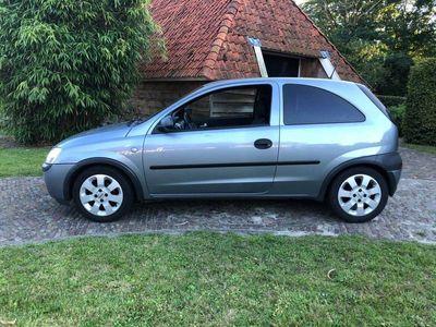 tweedehands Opel Corsa 1.2-16V Njoy-AIRCO-LMV-