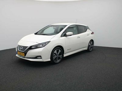tweedehands Nissan Leaf Tekna 40 kWh, Automaat, LED, Leder, Navigatie