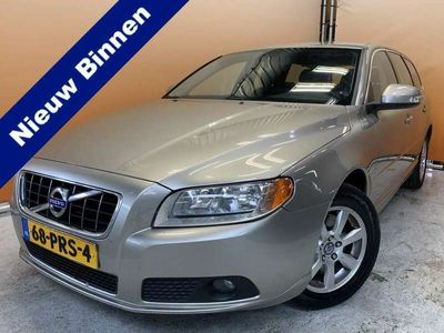 tweedehands Volvo V70 2.0 D3 Kinetic Navi, 163 PK