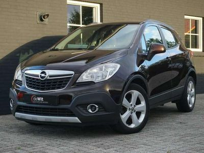 tweedehands Opel Mokka 1.4 T Edition 4x4 Navigatie-Pdc-Airco-Cruise Contr