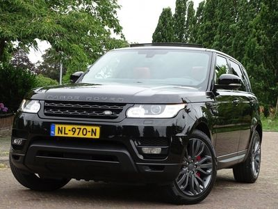 tweedehands Land Rover Range Rover Sport 3.0 SDV6 292PK HSE Dynamic / panoramadak LED