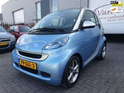 tweedehands Smart ForTwo Coupé 1.0 mhd Passion 3 deurs