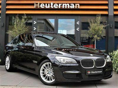 tweedehands BMW 730 730 d High Ex. M-Sport Aut./ Schuifdak/ Head-Up/ Ra
