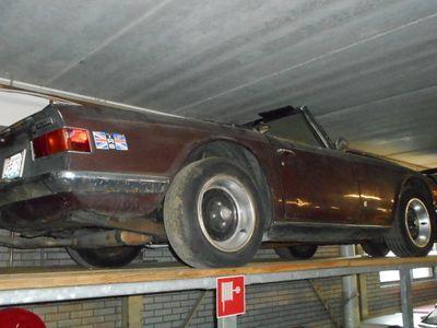 tweedehands Triumph TR6 -red '72 to restore