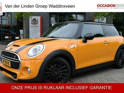"tweedehands Mini Cooper S 2.0 Chili 192 PK Pano/Navi/Cam/Led/Harman/JC 17""/Leder"