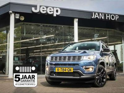 tweedehands Jeep Compass Black Friday Rijklaar € 43.900,- Plugin Hybrid