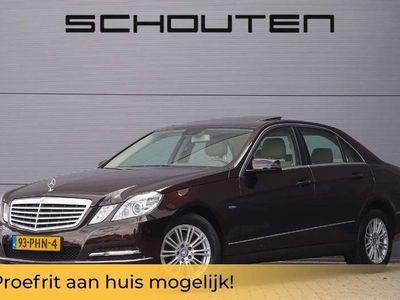 tweedehands Mercedes E300 CDI Elegance Navi Schuifdak Leer Camera