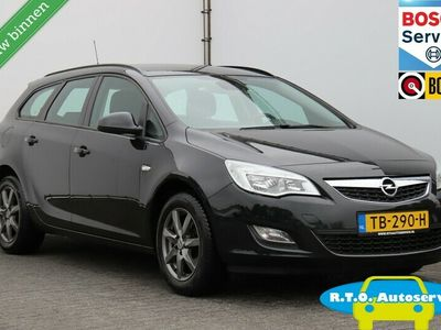 tweedehands Opel Astra Sports Tourer