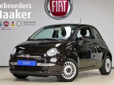 tweedehands Fiat 500 Lounge 65pk Plan uw proefrit!