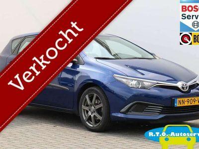 tweedehands Toyota Auris 1.3 Business ZEER NETTE AUTO SLECHTS 51000 KM !