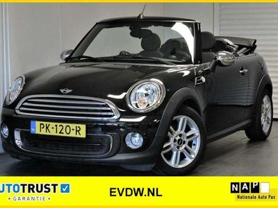 tweedehands Mini One Cabriolet 1.6 Salt Automaat,Clima,PDC,36.000KM
