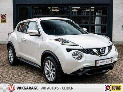 tweedehands Nissan Juke 1.2 DIG-T S/S Acenta   Navigatie   Dealer Onderhou