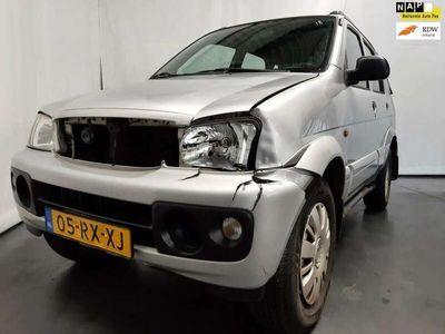 tweedehands Daihatsu Terios 1.3 SXE Trekhaak Export Schade