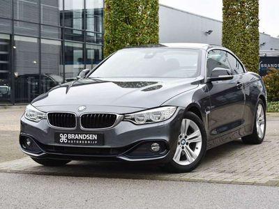 tweedehands BMW 428 428 Cabrio i High Executive -Keyless-Trekhaak-