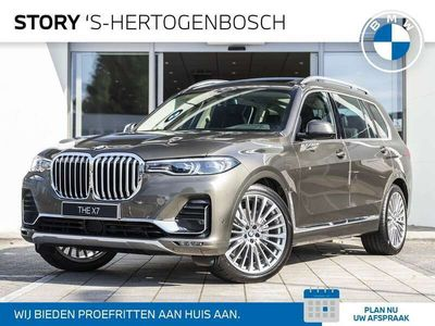 tweedehands BMW X7 xDrive40i High Executive Pure Excellence 7 Persoons Automaat