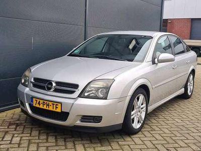 tweedehands Opel Vectra GTS 1.8 16V Elegance Airco Leder Topstaat