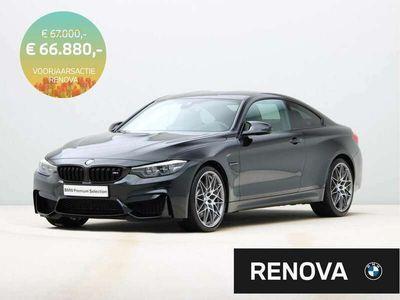 tweedehands BMW M4 Coupé Competition Adaptief M onderstel