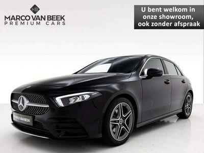 tweedehands Mercedes A180 AMG Nw. Prijs € 41.251 DAB Camera Apple Carplay Geïnteresseerd?