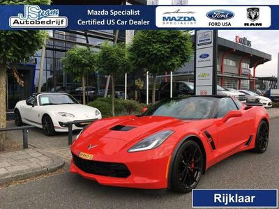 tweedehands Chevrolet Corvette 6.2 V8 Grand Sport Coupe 2LT Package 460PK