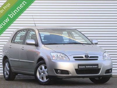 tweedehands Toyota Corolla 1.6 VVT-i Anniversary | Climate | ALL IN Prijs!