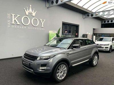 tweedehands Land Rover Range Rover evoque Coupé 2.0 Si 4WD Prestige Automaat 6-12 m garantie