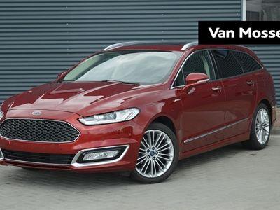 tweedehands Ford Mondeo Vignale Wagon 2.0 TDCi |Leder|Panodak| standkachel