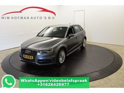 tweedehands Audi A3 Sportback 1.4 e-tron PHEV Navi Clima Cruise