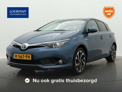 tweedehands Toyota Auris 1.8 Hybrid Dynamic | Keyless entry | Cruise control | Lichtmetalen velgen |