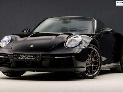 tweedehands Porsche 911 Carrera S Cabriolet Cabrio 3.0 450Pk PDK (SPORT CH