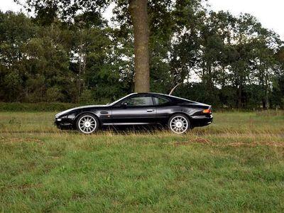 tweedehands Aston Martin DB7 3.2 L6 Automatic Coupe – Pendle Black – Y1999