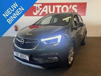 tweedehands Opel Mokka X 1.4 TURBO EDITION LEER, NAVIGATIE/CAMERA, CRUISE,
