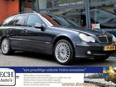 tweedehands Mercedes C200 Combi Kompressor Automaat Avantgarde, Climate Cont