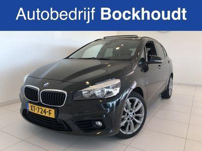 tweedehands BMW 225 2 Serie Active Tourer i High Executive | Panoramadak | Leer | Navigatie