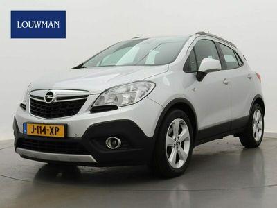 tweedehands Opel Mokka 1.4 T Edition Automaat | Stuur + Stoelverwarming | Climate Control | AGR Stoelen | Parkeersensoren V + A |