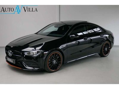 tweedehands Mercedes CLA200 d /// AMG Edition 1 Nightpakket - Sfeer verlichtin