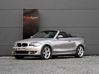 tweedehands BMW 123 1-SERIE d | stoelverwarming | navi | elektrische kap