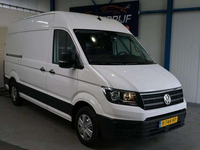 tweedehands VW Crafter 30 2.0 TDI L3H3 - N.A.P. Airco, Cruise, Camera, Tr