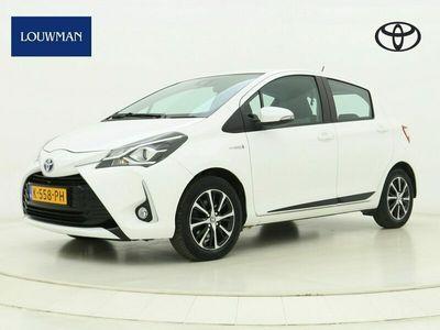 tweedehands Toyota Yaris 1.5 Hybrid Design Sport | Automaat | Sportief uiterlijk
