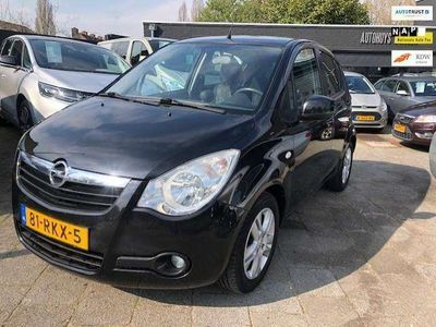 tweedehands Opel Agila 1.2 Edition! Airco! Έlectric pakket! 131dkm NAP!