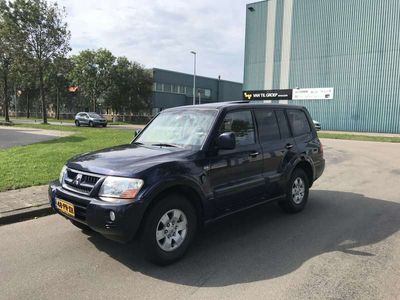 tweedehands Mitsubishi Pajero 3.2 Di-D GLS Long Body Automaat 7-Persoons 4X4 Cli