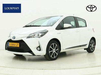 tweedehands Toyota Yaris 1.5H Design Sport Lictmetalen velgen | Multimedia | Camera