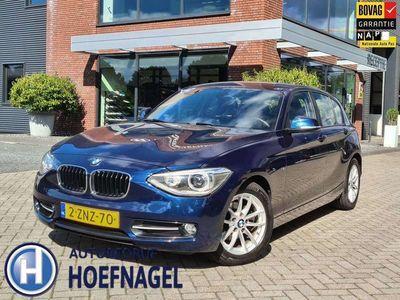 tweedehands BMW 114 114 i SportLine Executive - Navi - Xenon - Bluetoot