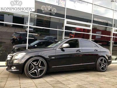 tweedehands Mercedes C320 CDI Avantgarde Sport Pakket
