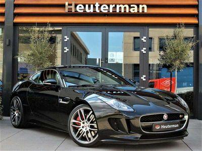 tweedehands Jaguar F-Type 3.0 V6 S Coupé (381 PK.) Aut./ Sportuitlaat/ LED